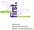 Service-First personalengel Logo 113x100